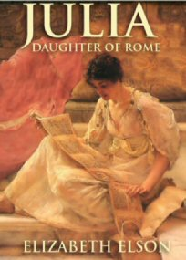 Julia, Daughter of Rome book cover